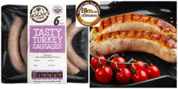 Turkey Sausages win award