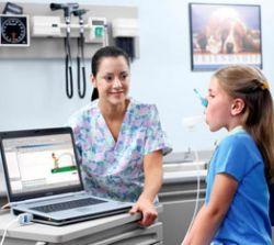spirometry reading at dublin health screen