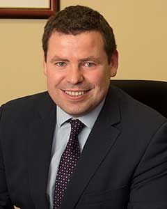 Stephen P. Murphy at Regan McEntee & Partners Solicitors