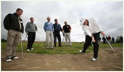 Socring Game Classes at Killeen Castle