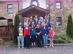 Groups at Newgrange Lodge