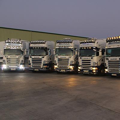 Matthews Transport - Our Team