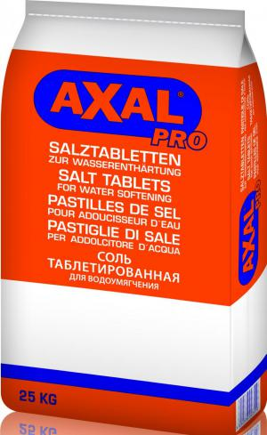 Axal Pro Salt Tablets - For Water Treatment
