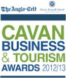 Colm Smith Dental Cavan Business and Tourism Award Winner