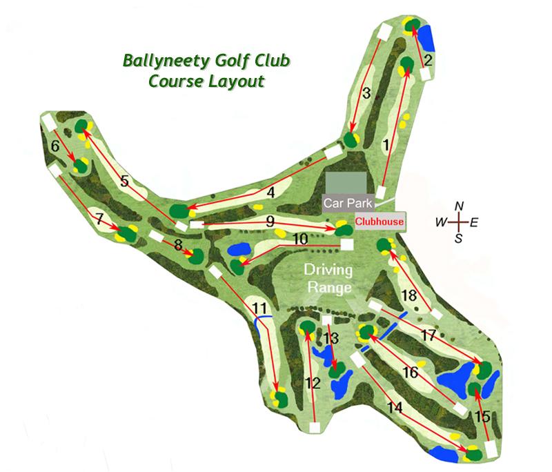Ballyneety Golf Course Overview