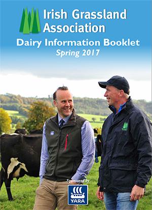 Dairy Information Booklet Spring 2017