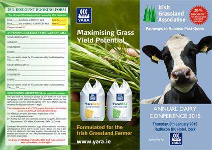 Dairy Brochure 2015
