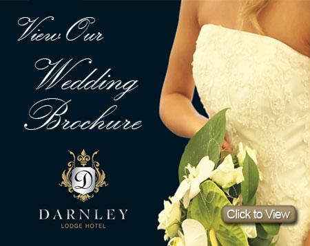 Darnley Lodge Hotel Wedding Brochure