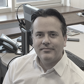 David Guilmartin, CFO & Company Secretary