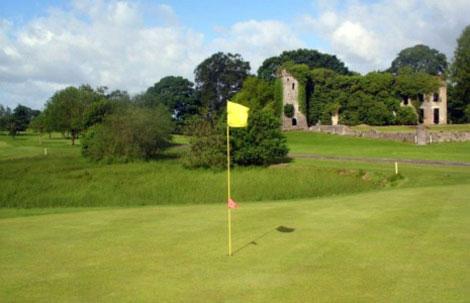 Delvin Castle Golf