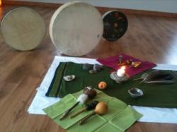 Shamanic Drumming Circle