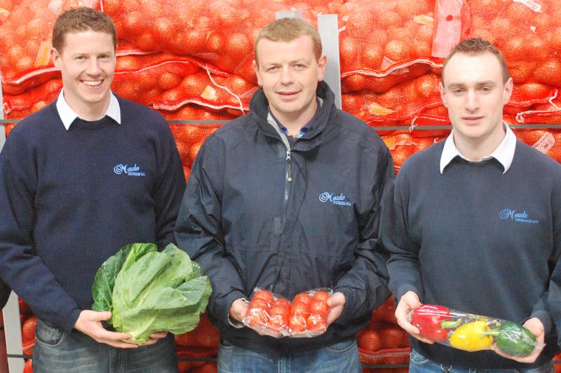 Vegetable and Salad Team