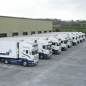 Matthews Transport - Fleet Upgrades