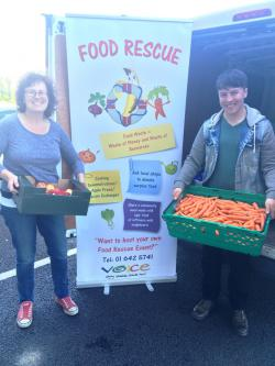 MPC supports VOICE's Food Rescue which aims to bring food waste prevention tips to events nationwide.