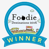 Foodie Destination 2016