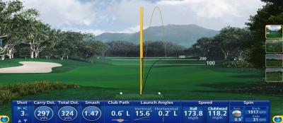 FlightScope Swing Analysis FlightScope Ball Distance FlightScope Technology