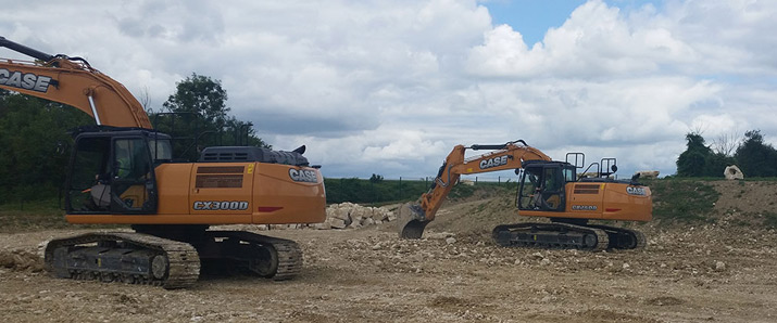 Shanowen Plant Hire - Ground Works