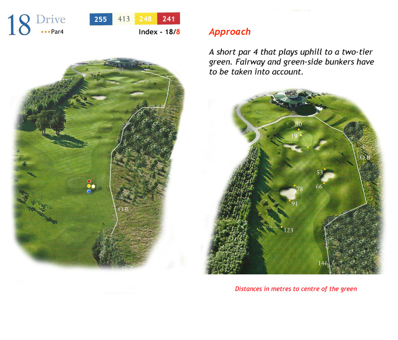 Ballyneety Golf Course Hole 18