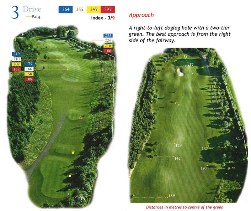 Ballyneety Golf Course Hole 3