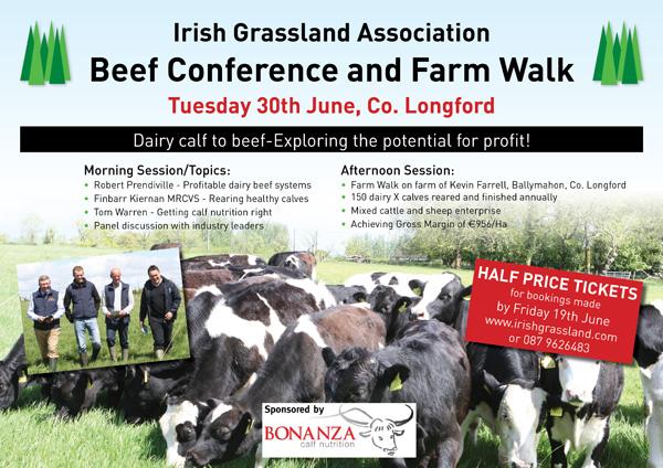 Irish Grassland Association Beef Conference 2015