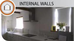 Diathonite Evolution Internal wall application