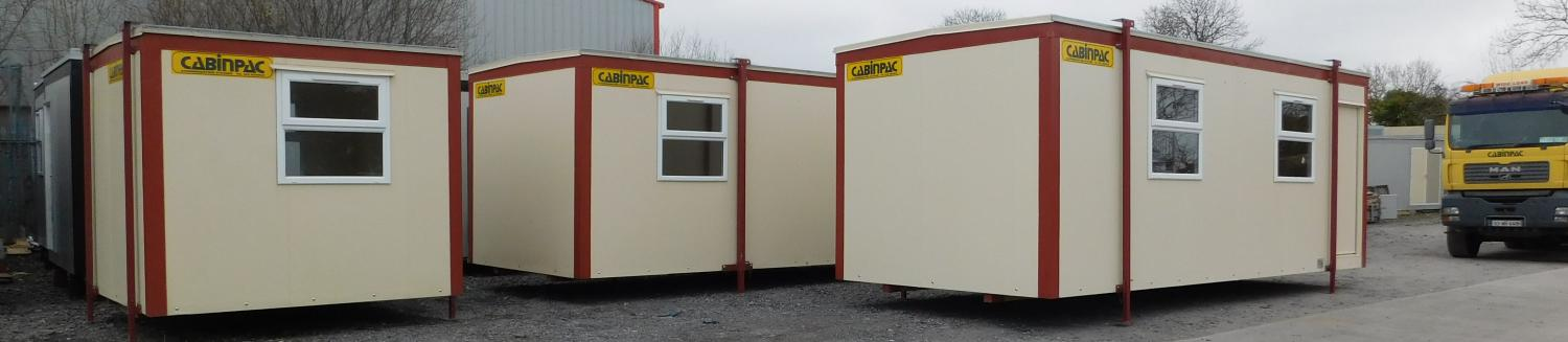 Jack Leg Cabins For Sale Hire Or Lease Cabinpac Ireland