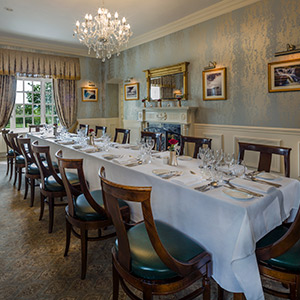 Crover House Hotel - Private Dining