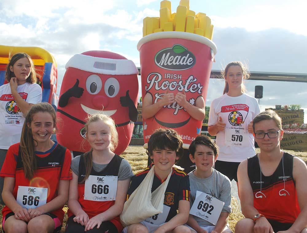 National Potato Day 5k Juvenile Runners