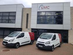 new lmc vans