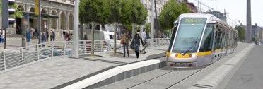 Mattest Construction - LUAS CROSS CITY SCHEME