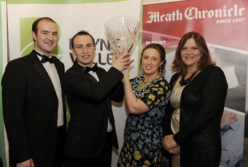 Meath Business Awards, Winner, Business of the Year, 2015