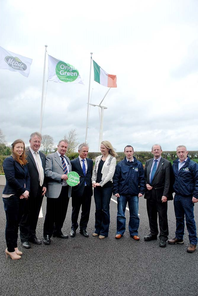Minister Bruton launches our Origin Green sustainability programme