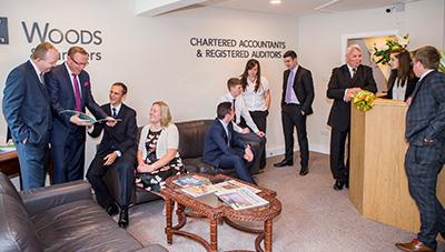 Woods Partners - New premises launch party