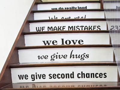 Three Steps -