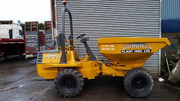 Shanowen Plant Hire - Dumper Truck