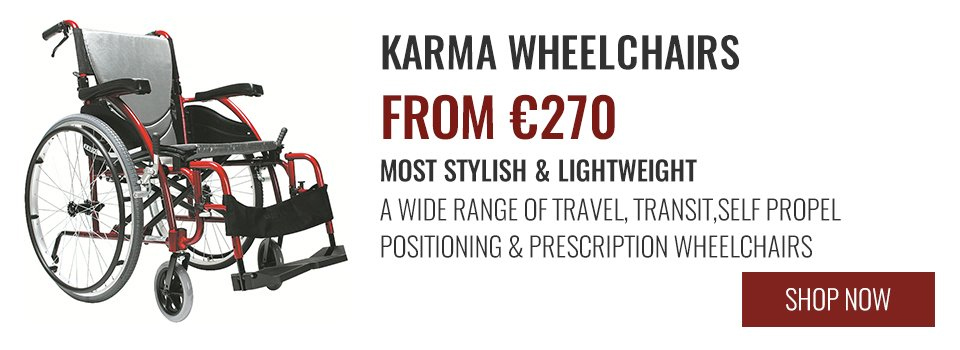 ISB Mobility - Karma Wheelchairs