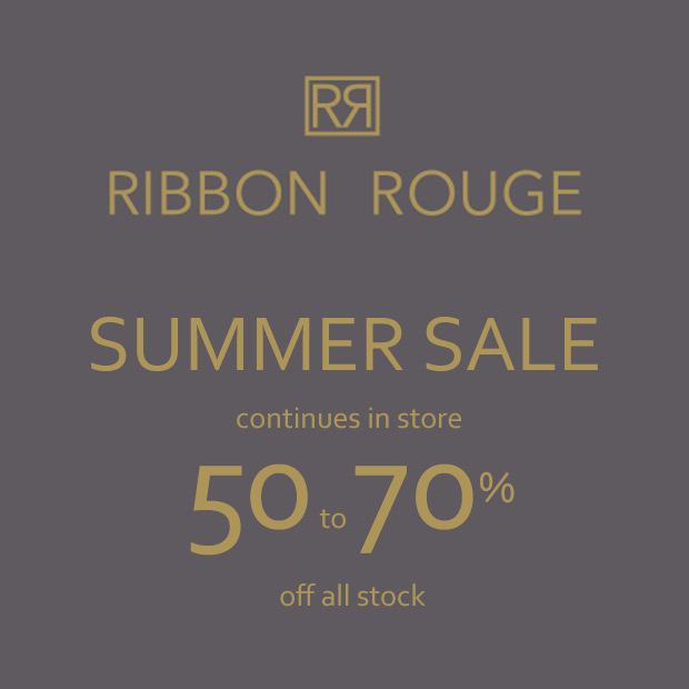Ribbon Rouge - Sale
