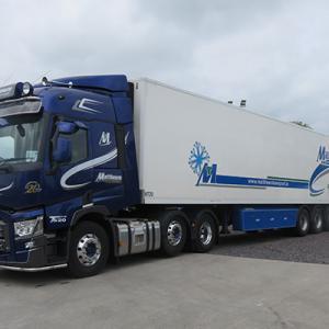 Matthews Transport - Articulated Trucks