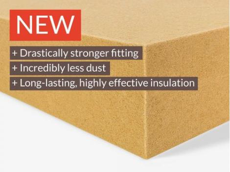 Natural Woodfibre insulation
