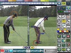 Golf Swing Video Limerick Golf Teaching Clare Golf Lessons
