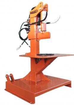 Hand Engineering Vertical Log Splitter