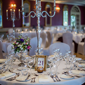 Crover House Hotel - Arley, Banqueting suite