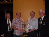 Foursomes Winners