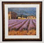 Framed Landscape Print