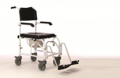 Attendant Propelled Shower / Commode Chair