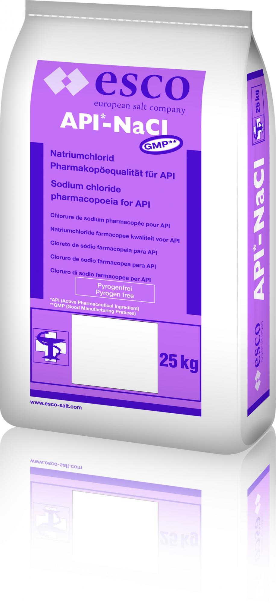 Esco API-NaCl Sodium Chloride
