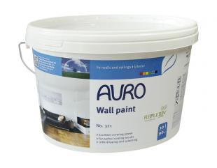 AURO 321 Natural Wall Paint