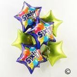 Special Birthday Balloon Bouquet