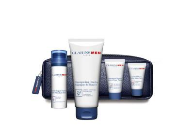 Clarins Mens Holiday Hydration Men 2017