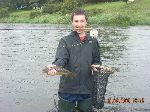 Aedan Hannon and wild browns